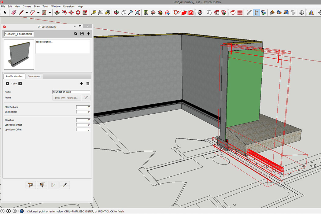 Profile Builder 2 Extension for SketchUp