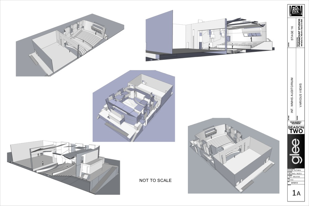A Conversation With Randy Wilkins Imagining Hollywood Set Design Sketchup Blog