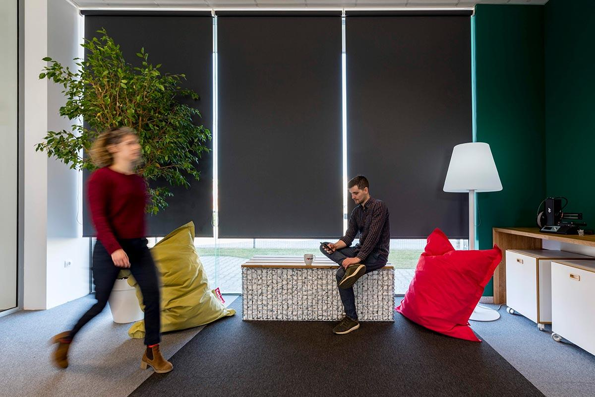 innovating workplace interiors