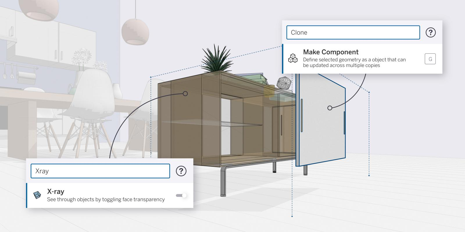 SketchUp for Web 2019 Updates
