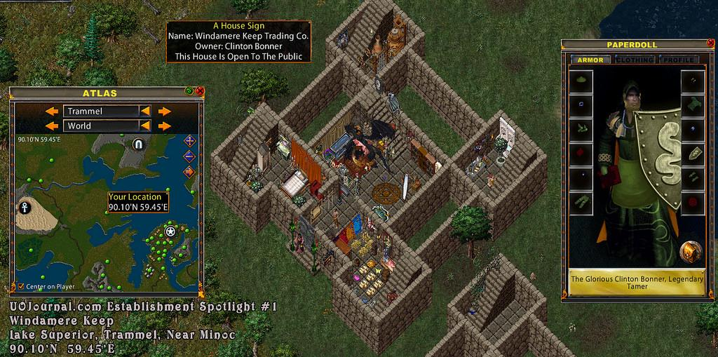 Ultima Online, courtesy of OUjournal.com